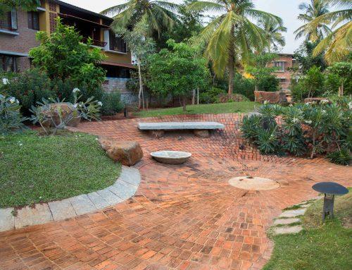 Designing Mud Concrete Pathways