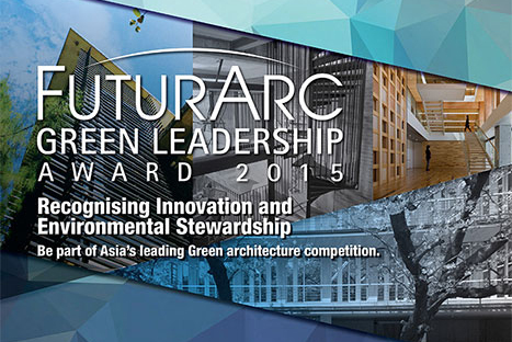 Futurarc Green Leadership Award 2015