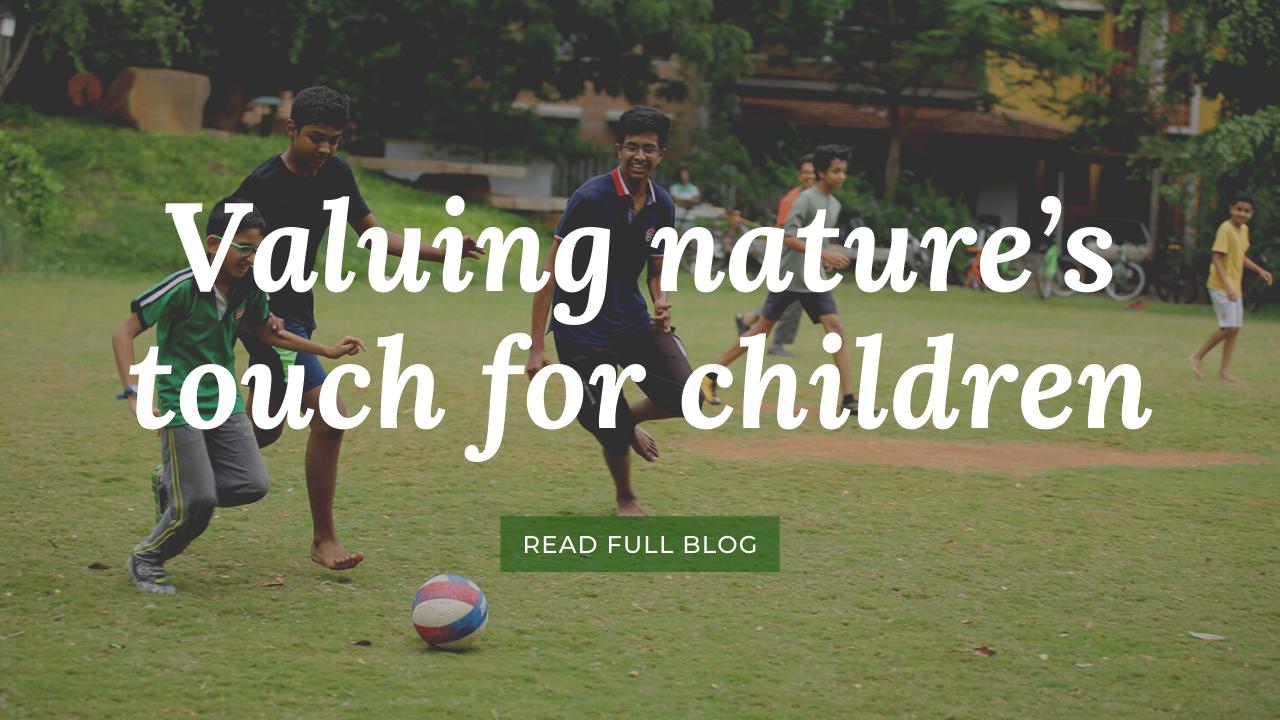 Kids at Malhar